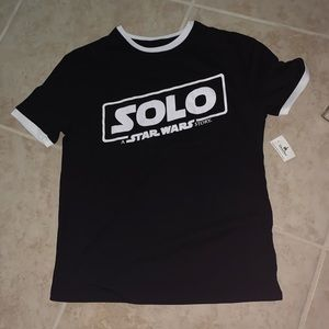 Star Wars Disney graphic Tee shirt NEW